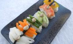 野菜握り寿司